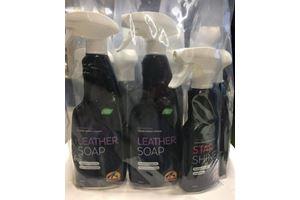 LEATHER SOAP *PROMO*